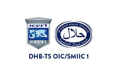Helal Belgesi - DHB-TS OIC/SMIIC I